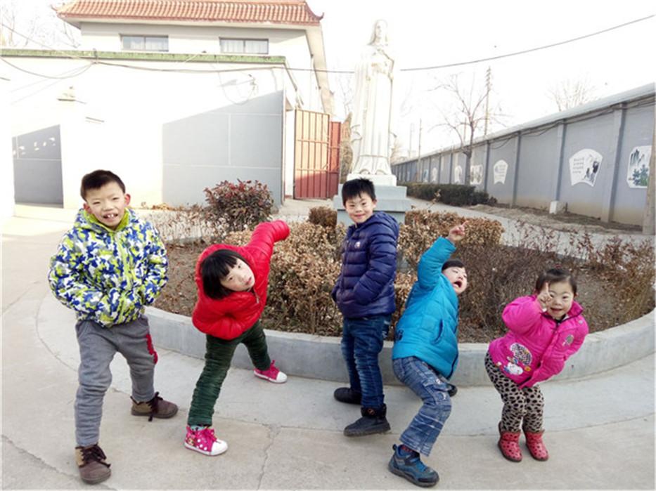 黎明之家特殊儿童的求学梦(已截止)